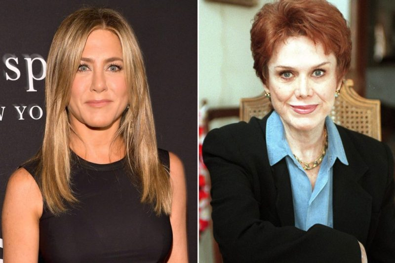 Todo lo que no sabías sobre Jennifer Aniston, la aclamada estrella de Friends - jennifer-aniston-mama