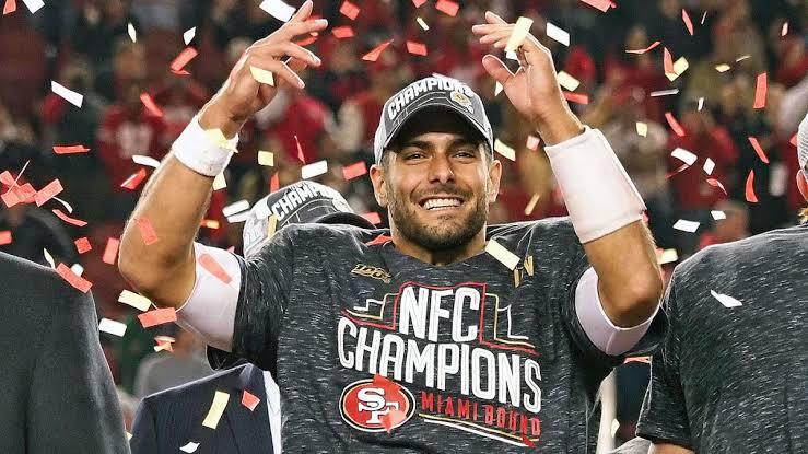 6 cosas que seguro no sabías sobre Jimmy Garoppolo, quarterback de los San Francisco 49ers - jimmy-49ers-de-san-francisco-1