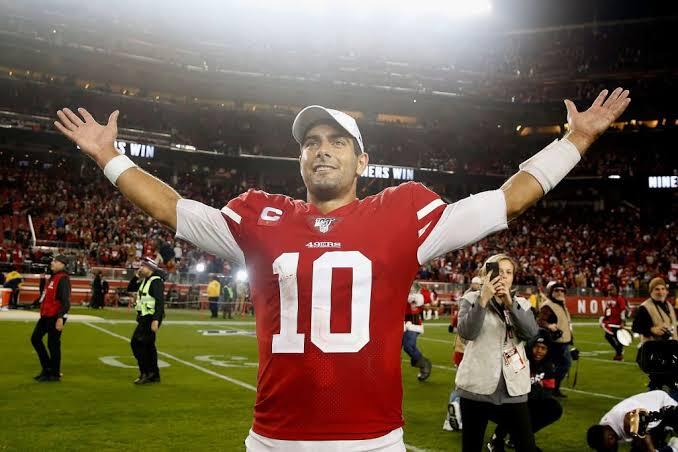 6 cosas que seguro no sabías sobre Jimmy Garoppolo, quarterback de los San Francisco 49ers - jimmy-49ers-de-san-francisco-6