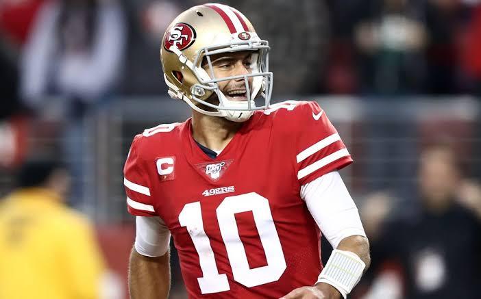 6 cosas que seguro no sabías sobre Jimmy Garoppolo, quarterback de los San Francisco 49ers - Jimmy 49ers de san francisco