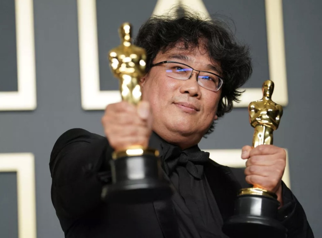 Parasite de Bong Joon-ho gana mejor película y hace historia en los Óscar 2020 - Parasite de Bong Joon-Ho gana Mejor Película y hace historia en los Óscares 2020 portada