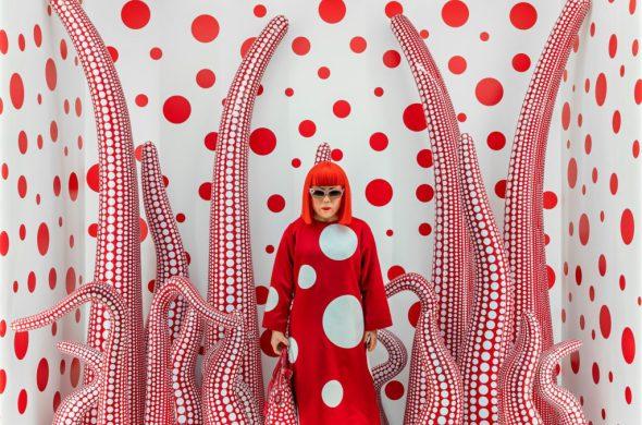 Infinity Rooms, la extraordinaria creación de Yayoi Kusama