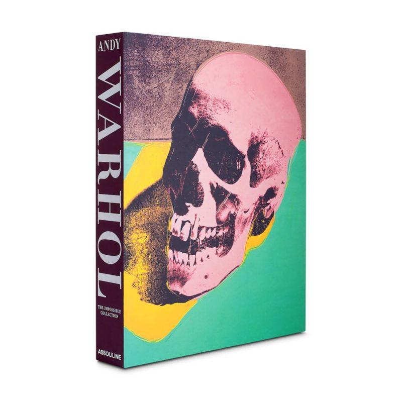 Coffee-table books que necesitas este 2020 - andy-warhol-the-impossible-collection-coffee-table-books-que-necesitas-este-2020