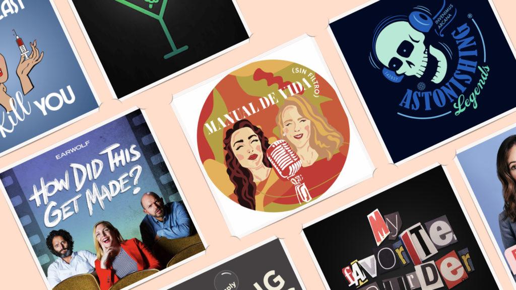8 podcasts para distraerte, divertirte y pasar un rato extraordinario - 8 podcasts para distraerte, divertirte y pasar un extraordinario rato portada.001