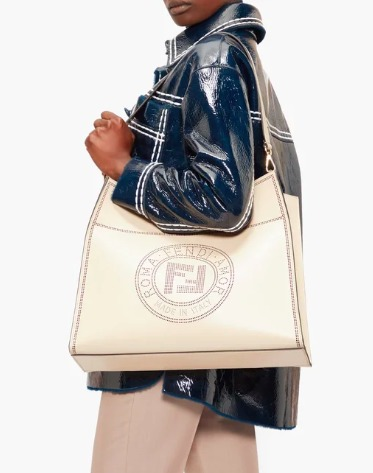Spring starts now. Las 8 mejores tiendas de ropa para comprar online - fendi-prenda-bolsa-covid-19