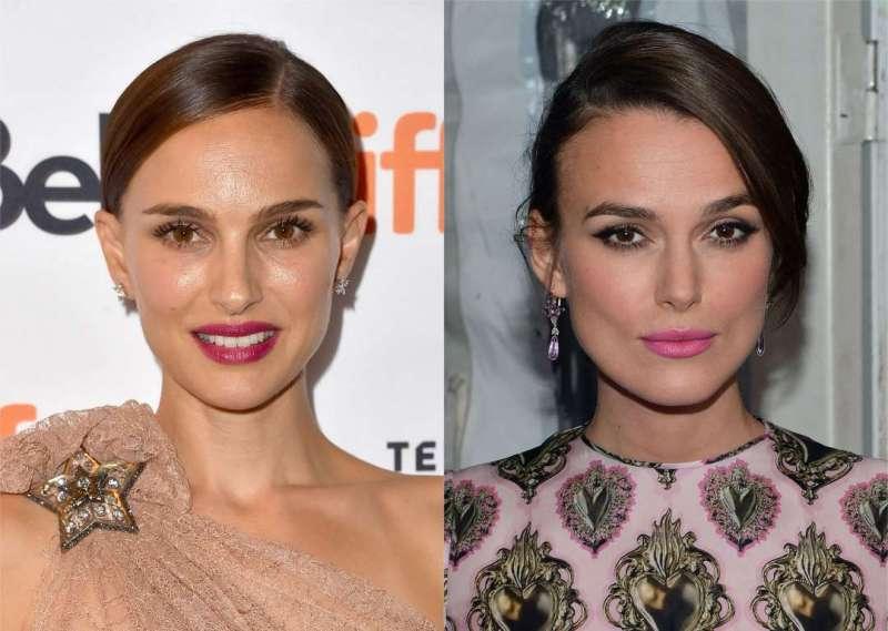 Celebridades que parecen gemelas - keira-knightley-y-natalie-portman-celebridades-que-podrian-parecer-gemelos-coronavirus-cuarentena-covid-coronavirus-14