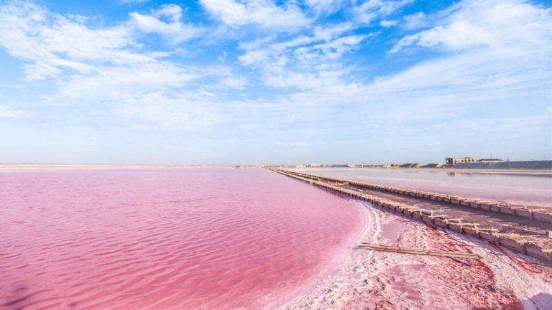 24 fotos que te transportarán a lugares inimaginables - retba-el-lago-rosa-africa-fotos-de-lugares-inimaginables-que-te-transportaran-virtualmente-coronavirus-internet-fotos-24