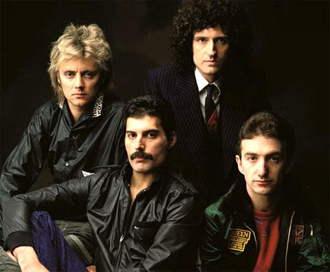 Lo que no sabías sobre los integrantes de Queen - 1. QUEEN portada