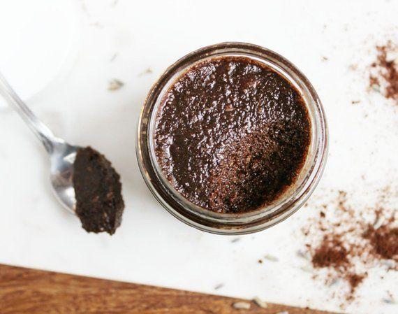 6 exfoliantes naturales que puedes hacer en casa - exfoliantes-naturales-que-puedes-hacer-en-tu-casa-face-mask-diy-tiktok-instagram-en-casa-coronavirus-covid-chocolate-coffee-recetas-3