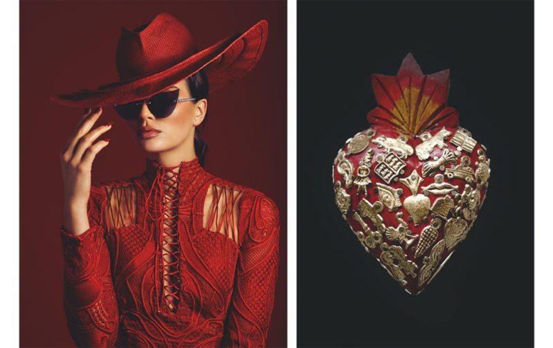 Mexican Style, el nuevo libro de Susana Martínez Vidal - hotbook_hotfashion_mexicanstyle-libro-moda-sombrero-rojo-corazon-plata