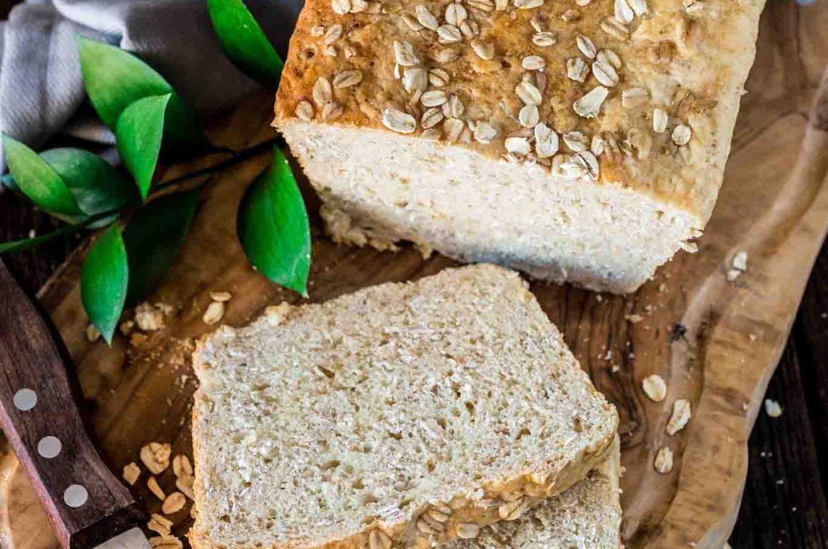 ¡Hornea tu propio pan! Una receta de pan de Avena Quaker® y miel para disfrutar con tus seres queridos - Pan de Avena Quaker® y miel