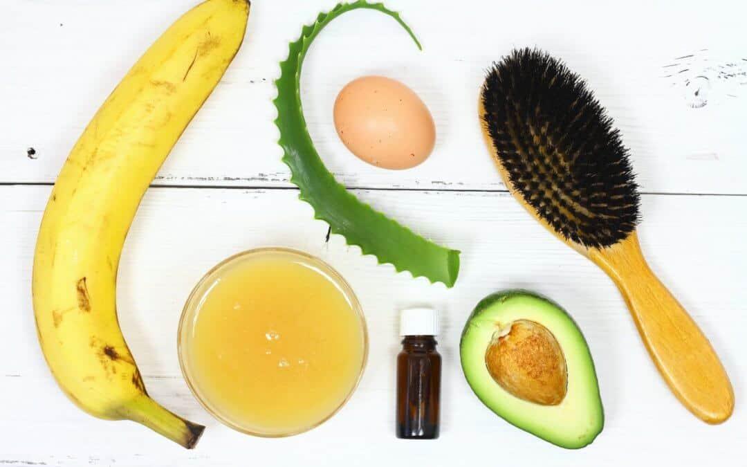 5 hair masks que puedes hacer en casa - Portada diy hair masks para hacer en casa cuarentena economía coronavirus covid tiktok Instagram whatsapp dalgona coffee zoom