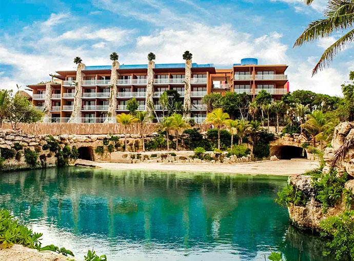 Piensa en México, la nueva campaña del Hotel Xcaret - Portada Piensa en México la nueva campaña del Hotel Xcaret google zoom cancun quintana roo playa del Carmen mexico viajes turismo playa