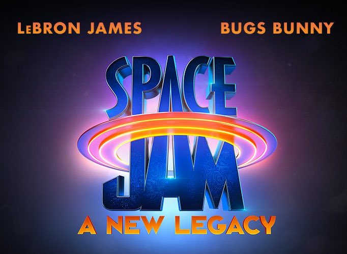 Se revela la imagen oficial de Space Jam 2 con LeBron James - Space Jam A New Legacy Lebron James King James Portada