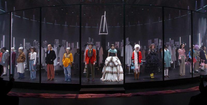 Los top 5 desfiles de moda del 2020 - gucci-fashion-2020-runway-trend