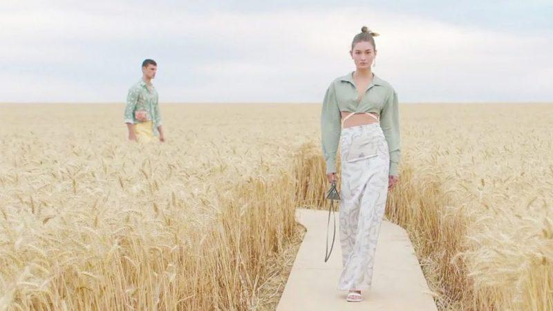 Los top 5 desfiles de moda del 2020 - jacquemus-fashionshow-fashion