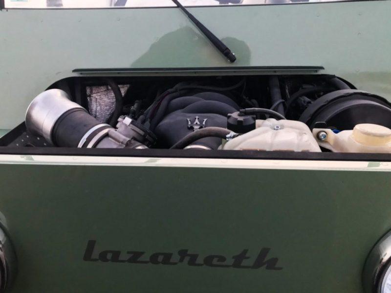 Mini V8M Lazareth, el potente mini SUV con motor de Maserati - mini-v8m-lazareth-coronavirus-comipems-online-covid-2