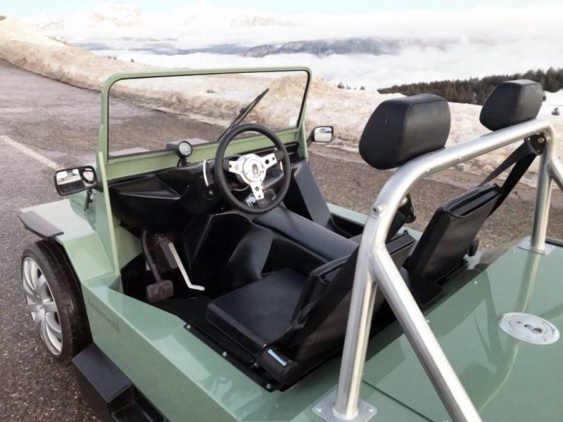 Mini V8M Lazareth, el potente mini SUV con motor de Maserati - mini-v8m-lazareth-coronavirus-comipems-online-covid-4