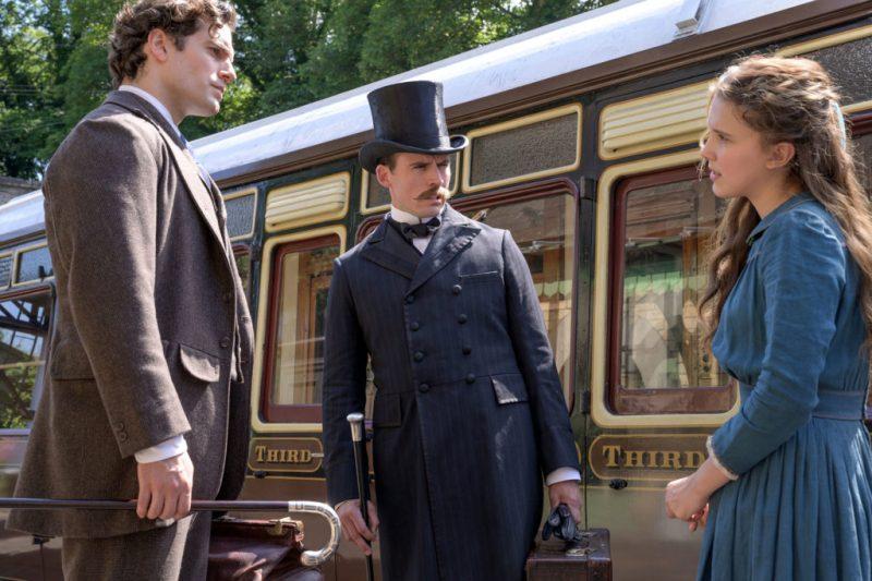 Netflix presenta las primeras imágenes de Enola Holmes, la hermana pequeña de Sherlock Holmes - netflix-presenta-las-primeras-imagenes-de-enola-holmes-la-pequencc83a-hermana-de-sherlock-holmes-actores