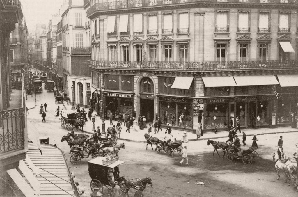 Hot Travel Series: París 1890-1950 - paris-vintage-fashion-trend-travel