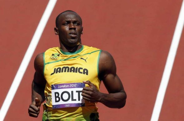 Fun facts de Usain Bolt, el corredor más rápido de la historia