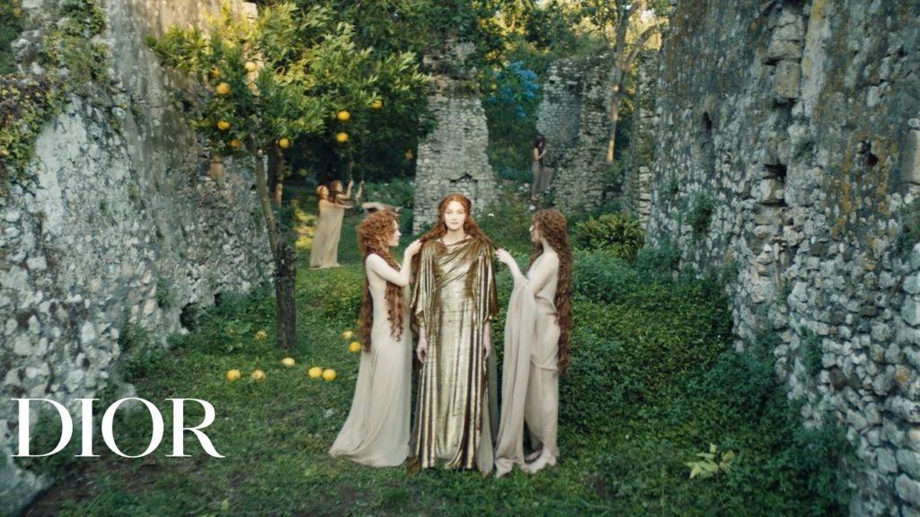 Le Mythe Dior, el fashion film que presenta la última colección de Christian Dior - Portada Le Mythe Dior la imperdible colección de Christian Dior google moda reinventar google online video matteo garrone google