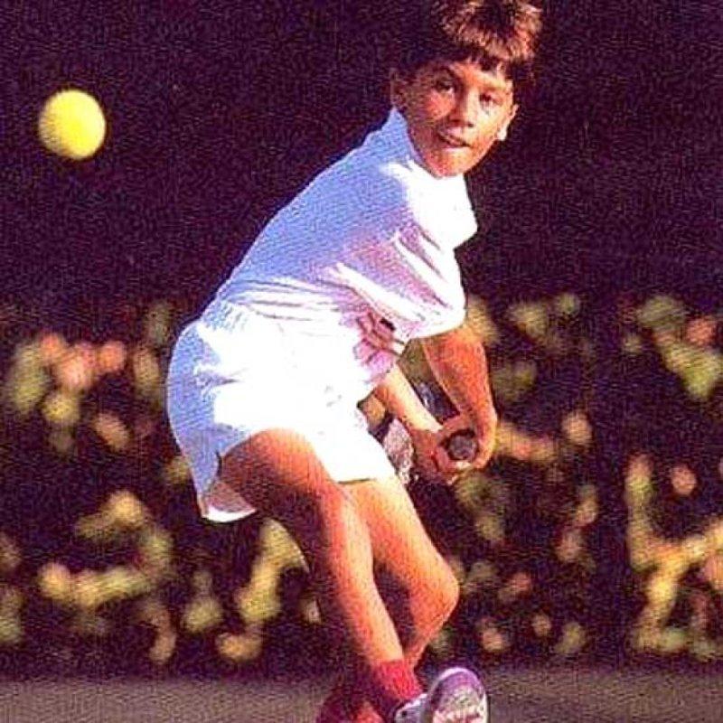 Todo lo que no sabías del tenista Rafael Nadal - todo-lo-que-no-sabias-de-rafael-nadal-rafa-nadal-de-nincc83o-jugando-tenis