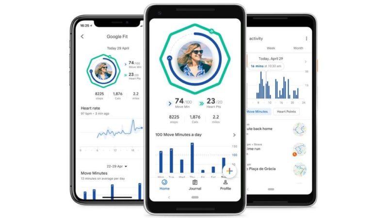 Apps que te ayudan a llevar un estilo de vida saludable - google-fit-apps-que-te-ayudan-a-llevar-un-estilo-de-vida-saludable