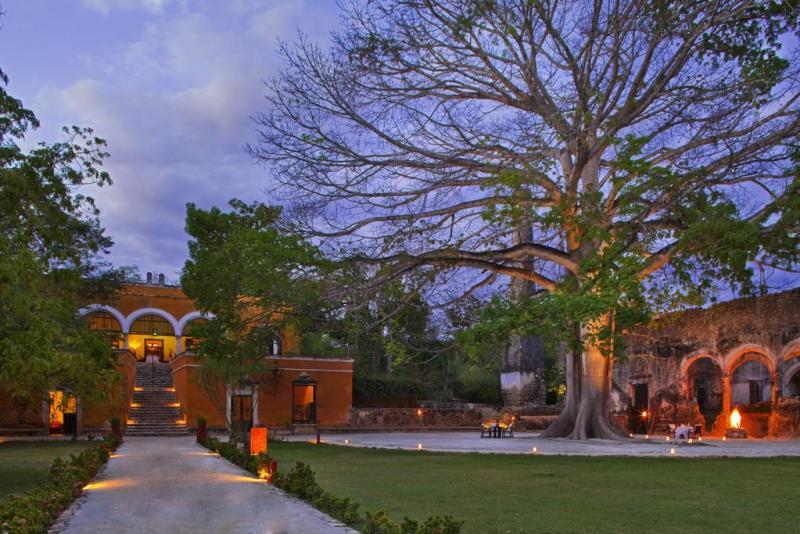 7 hoteles boutique en México ideales para escaparte el fin de semana - hacienda-uayamon-summer-best-hotels-mexico-campeche