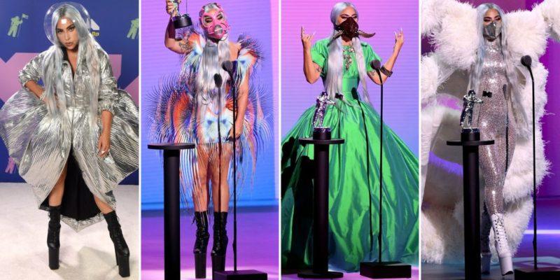 Descubre los looks más icónicos de los VMA 2020 - descubre-los-looks-mas-iconicos-de-los-vmas-2020-iconic-looks-celebrities-celebridades-outfits-estilo-looks-de-red-carpet-instagram-google-tiktok-zoom-online-clases-online-coronavirus-cura-1