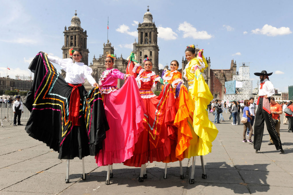 Costumbres en México que celebran la independencia - Mexico-national geographic- photography-independence