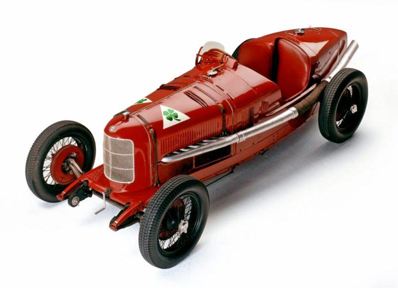 110 años de Alfa Romeo, visión, energía y compromiso que consolidan su legado para las próximas 11 décadas - 3-3