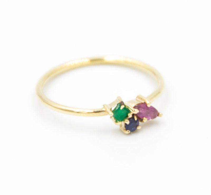 Kimak Joyería, una marca de joyería 100% mexicana - anillo-arco-iris-kimak-joyeria-marca-orgullosamente-100-mexicana
