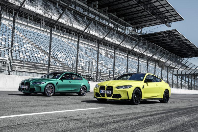 BMW presenta los nuevos M3 y M4, ahora más agresivos y deportivos que nunca - BMW-M3-M4-2021-Bears-25th-amendment-Gretchen-Whitmer-dia-de-Muertos-john-lennon-mariana-rodriguez-portada-800x534