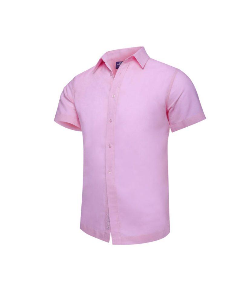 Conoce Mayaguana Swimwear, la increíble marca de ropa y artículos de playa - camisa-rosa-manga-corta-conoce-mayaguana-la-increible-marca-de-ropa-y-articulos-de-playa-para-toda-la-familia