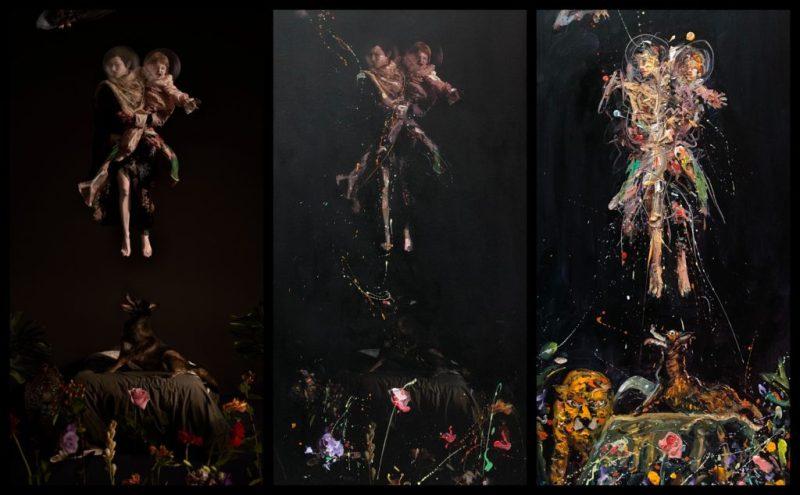 Divertimentos visuales, una exposición de arte que te invita a conectar con tus emociones - divertimentos-3