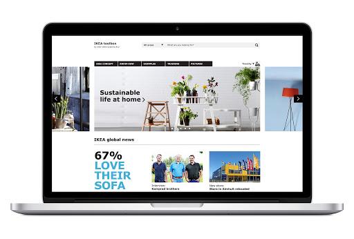 IKEA abre sus puertas digitales en México - ikea-online