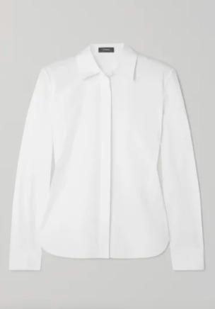 Moda: el futuro en nuestras manos - camisa-blanca-fit-clasico