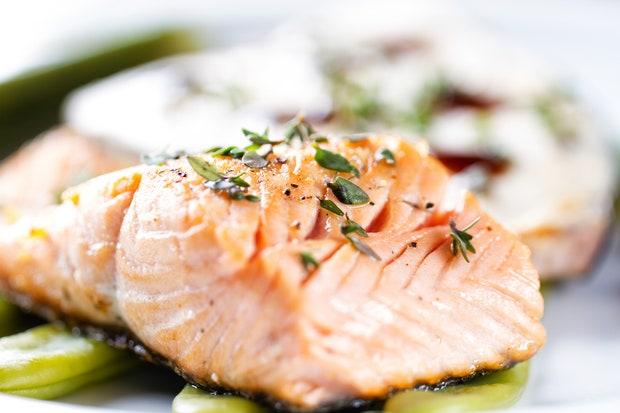 Ricos platillos para esta temporada - salmon