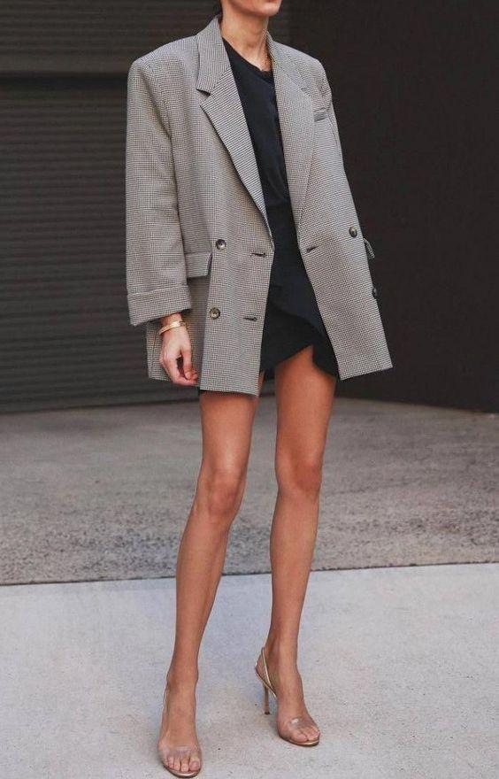 10 fashion trends para el 2021 - blazer