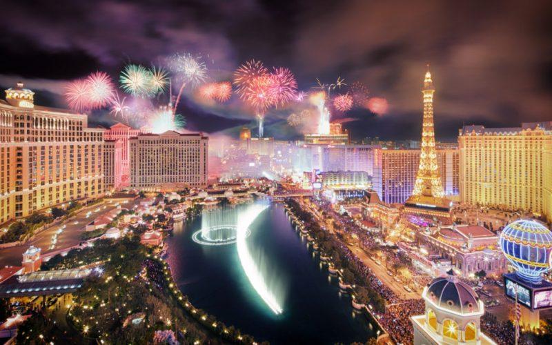 Las mejores ciudades para disfrutar Año Nuevo - las-vegas-las-ciudades-mas-visitadas-en-ancc83o-nuevo-en-ancc83os-pasados