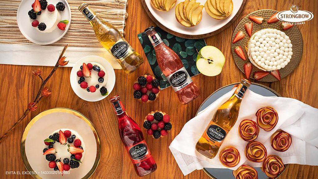 Aprende a maridar con Strongbow Apple Cider, una experiencia gastronómica de altura - STRONGBOW_07