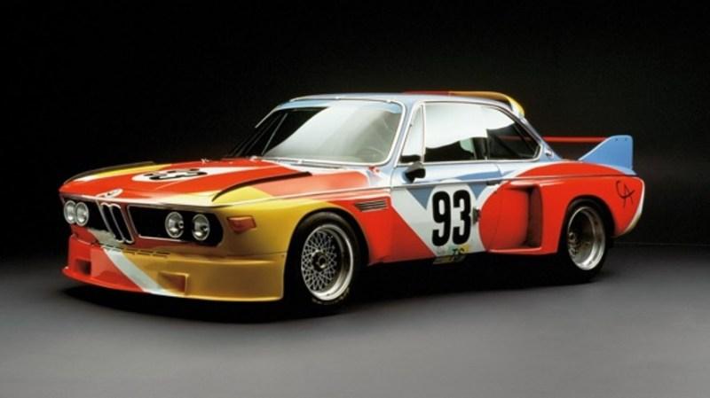 Los 19 BMW art cars más icónicos de la historia - 1-art-cars