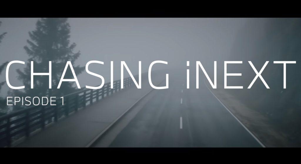 Chasing iNEXT, la pieza central del año de #NEXTGen - BMW-Chasing-iNEXT