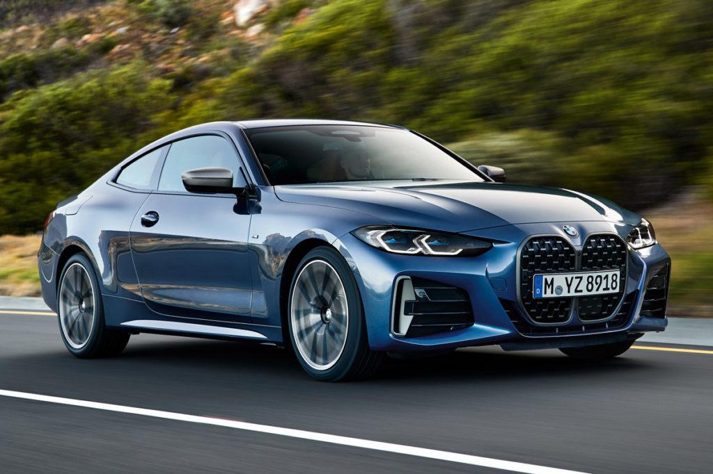 El nuevo BMW Serie 4 Coupé: redefiniendo el placer de conducir - bmw-serie-4-coupe-2021