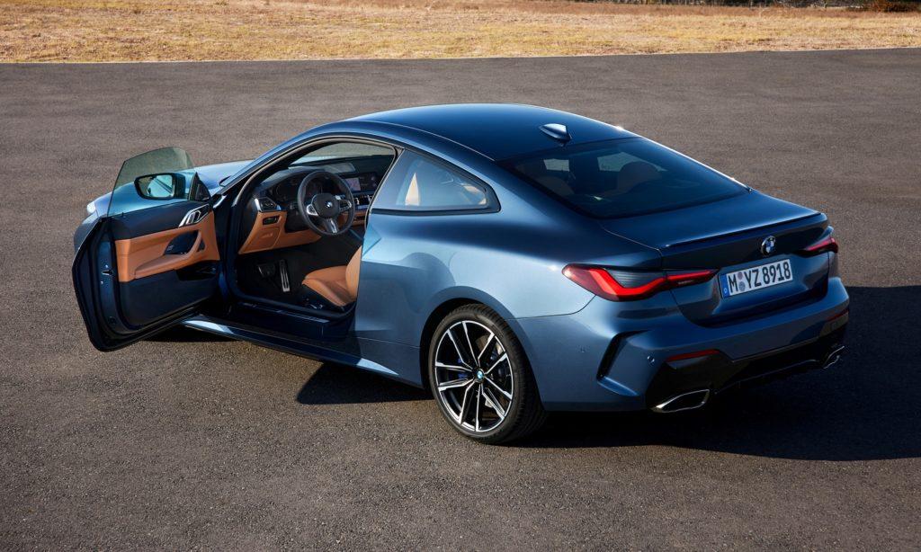 El nuevo BMW Serie 4 Coupé: redefiniendo el placer de conducir - bmw-serie-4-coupe-m440i-xdrive-2020-48