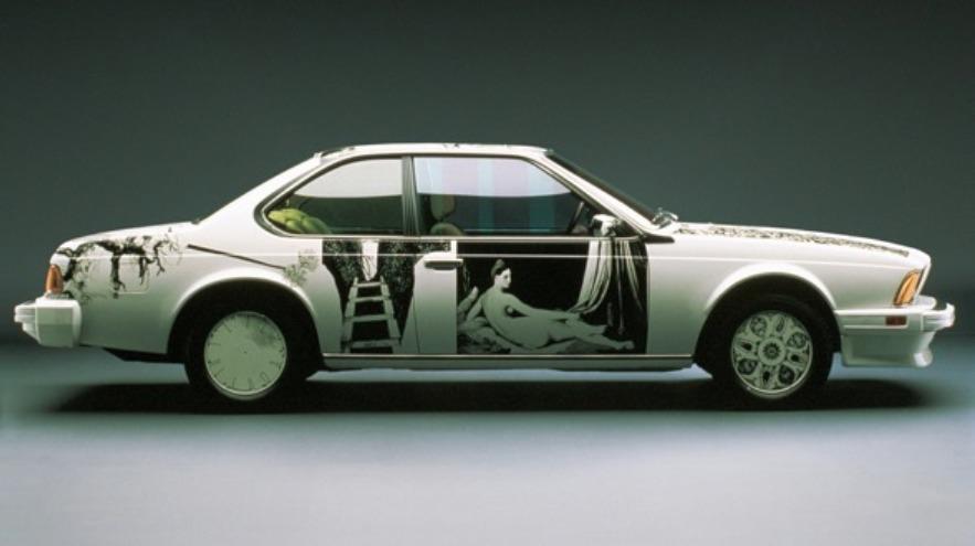 Los 19 BMW art cars más icónicos de la historia - captura-de-pantalla-2021-01-29-a-las-11-07-58