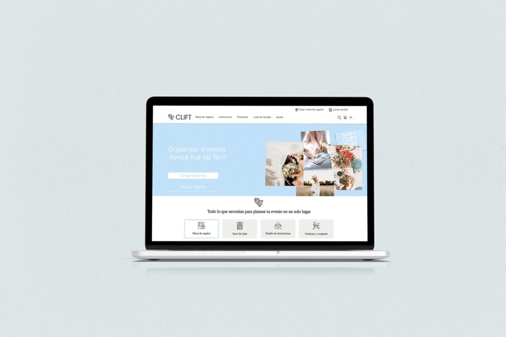 CLIFT, la app que facilita la planeación de tu evento - Portada