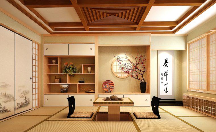Japandi, la nueva tendencia del interiorismo - japandi-interiorismo-home-office-zen-super-bowl-tigres-rosalia-golden-globes-king-kong-gotzilla-1