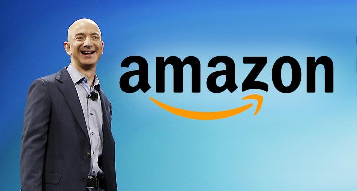 Jeff Bezos anunció que dejará el puesto de CEO de Amazon - Jeff Bezos anunció que dejará el puesto de CEO de Amazon vacuna covid curp amzn stock portada